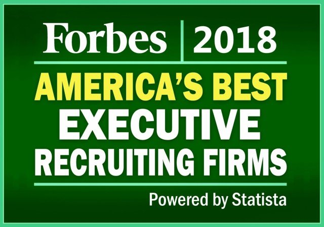 America's Best Executive Recruiting Firms - Forbes 2018